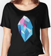 Bright pattern crystals Women's Relaxed Fit T-Shirt