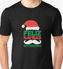 Feliz Navidad Bitchachos T-Shirt