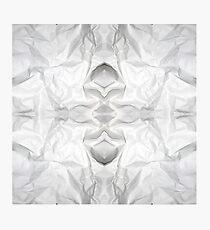 Paper pattern Photographic Print
