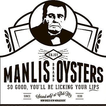 Manlis Brand Oysters by ChasecomMedia