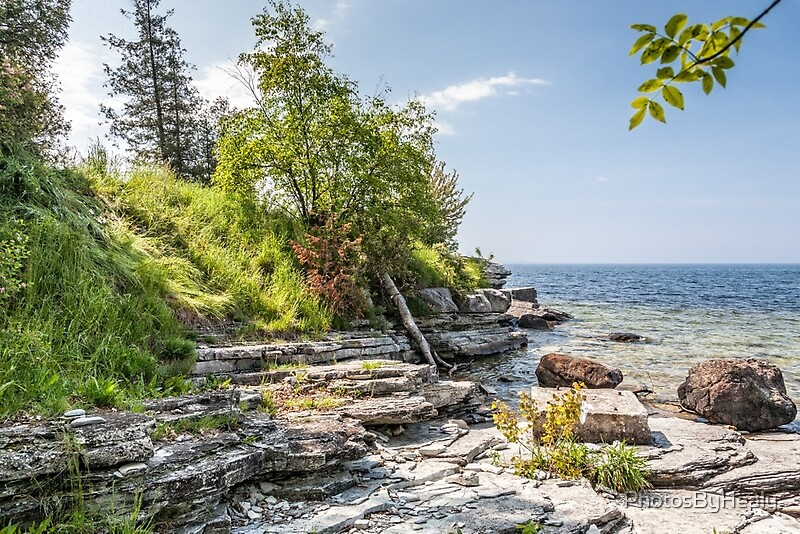 Along the shore of Lake Ontario by Photos by Healy