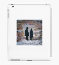 Dr Who and Clara - Timelords iPad Case/Skin