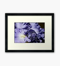 For All Mothers Everywhere Framed Print