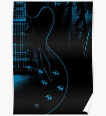 Trini Lopez Guitar - Dave Grohl Poster