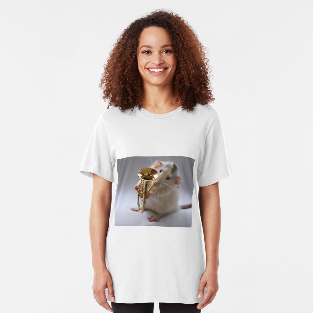 The Euphonium. Slim Fit T-Shirt