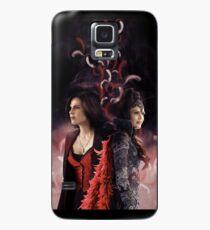 Regina Mills - Böse Königin Hülle & Klebefolie für Samsung Galaxy