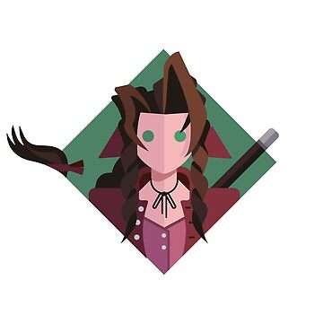 Aeris by drawsgood