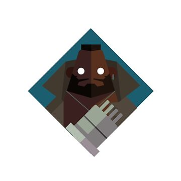 Barret by drawsgood