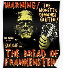 The Bread of Frankenstein Poster