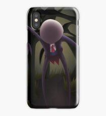 Slender Man iPhone Case