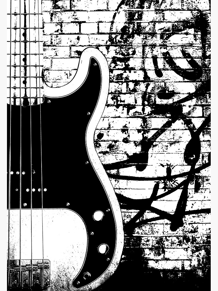 Fender Precision Bass Font