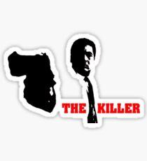 The killer Sticker