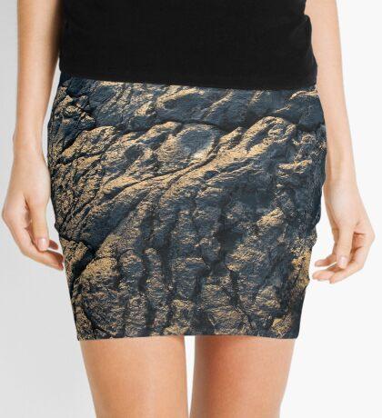 Lying in the Lava  Bed Mini Skirt