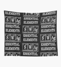 Swag Periodic Table Wall Tapestry