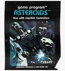 ASTEROIDS™ Poster