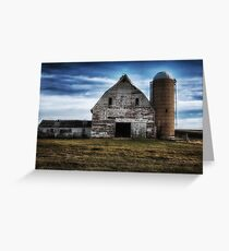The Old Family Farm 2 Greeting Card