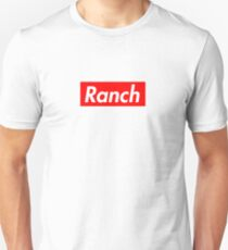 Ranch - Red T-Shirt