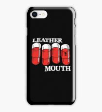 LeAthermøuth Logo - Pills iPhone Case/Skin
