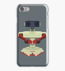 Robot R.O.B. Vector iPhone Case/Skin