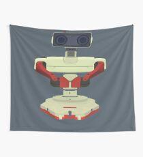 Robot R.O.B. Vector Wall Tapestry