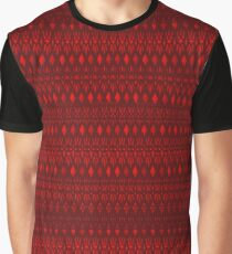 Pattern Design D Graphic T-Shirt