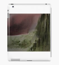 Fur trees iPad Case/Skin