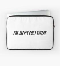I'm Jack's Cold Sweat Laptop Sleeve