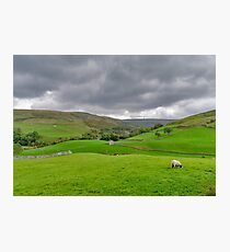 Yorkshire Dales View Photographic Print