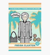 Freida Claxton Photographic Print