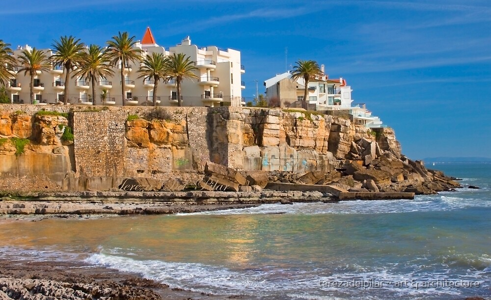 Estoril coast by terezadelpilar ~ art & architecture