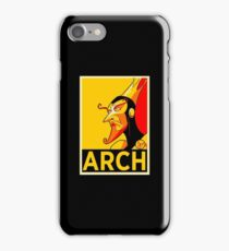 THE ARCH OBEY iPhone Case/Skin