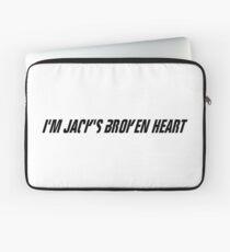 I'm Jack's Broken Heart Laptop Sleeve