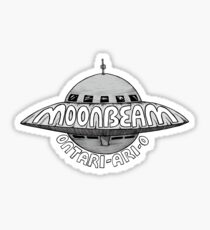 Moonbeam, Ontario Sticker