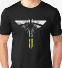 The Last of Us Part II: Firefly Light Eroded Unisex T-Shirt