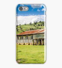 Kimo Shearing Quarters Nangus NSW iPhone Case/Skin