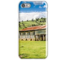 Kimo Shearing Quarters Nangus NSW iPhone Case/Skin