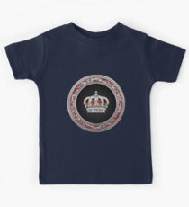 Prince-Princess King-Queen Crown [Silver]  Kids Clothes