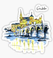 Cordoba, Andalusia, Spain Sticker