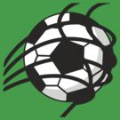 Goal - Soccer Ball in the Net VRS2 by vivendulies