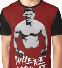 Where you at Graphic T-Shirt