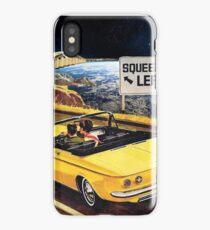 Squeeze Left iPhone Case