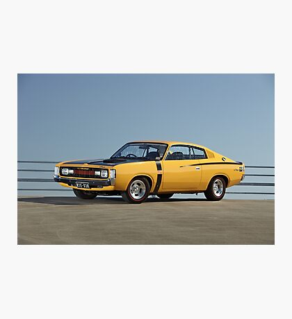 Charger RT E38 Photographic Print