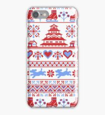 Winter Ice Skating Aesthetic iPhone Case/Skin