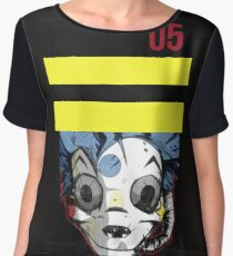 Killjoys Comic/Gerard Way Chiffon Top
