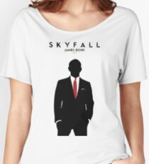 James Bond - Daniel Craig Camiseta ancha para mujer
