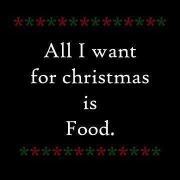 Christmas food by HelenCat