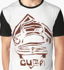 Cuban Cars No.4 Graphic T-Shirt