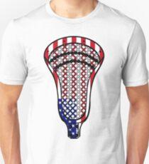 Lacrosse Head Flag T-Shirt