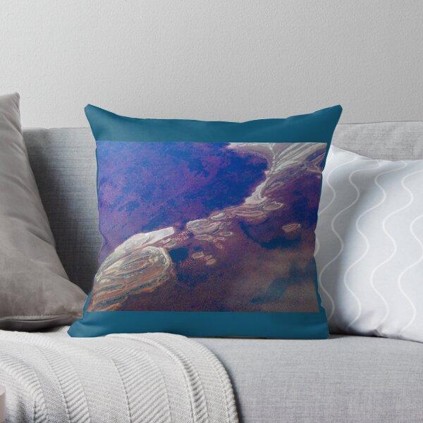Australian Desert 2 Throw Pillow