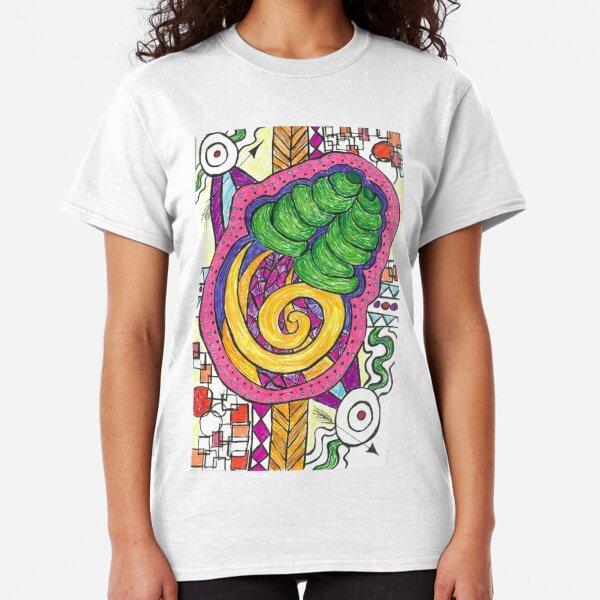Growth (Spirals) Classic T-Shirt